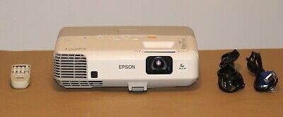 Epson PowerLite 95 3LCD Projector 1080i HDMI.Lamp Hrs Vary from 118 to 290 Hours