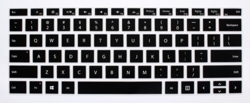 Silicone Keyboard Covers Skin Keypad Protector For Microsoft