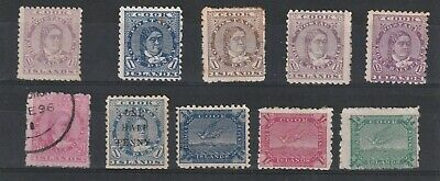 COOK ISLAND EARLY SMALL LOT