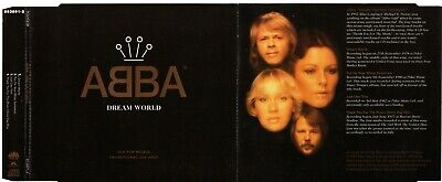 "ABBA PROMO ONLY CD ""DREAM WORLD"""
