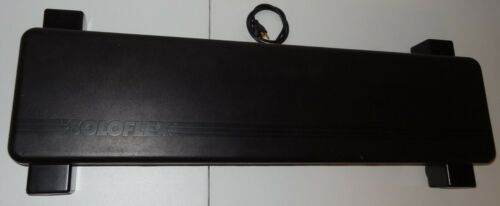 SoloFlex WBV Whole Body Vibration Exercise Board Step Plank Padded Platform Flex