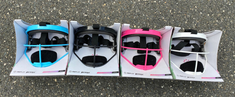 Rip-It Softball Fielders Mask Youth & Adult FREE SHIPPING 4 Colors NEW!!