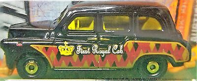 Used, AUSTIN FX Taxi-Cab BRITISH COLORFUL FIRST ROYAL CAB LONDON TAXI FANCY ROYAL CAB for sale  Shipping to India