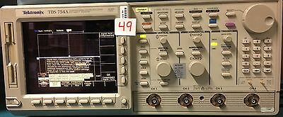 Tektronix Tds754a 500mhz-2gsas Oscilloscope 30 Days Warranty