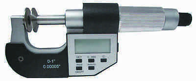 0 - 1 0 - 25mm Electronic Disc Micrometer