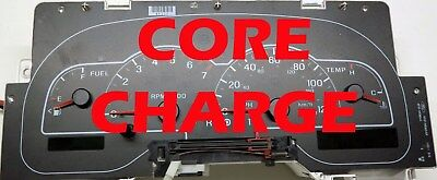 1999 2000 2001 2002 2003 2004 FORD WINDSTAR CORE CHARGE