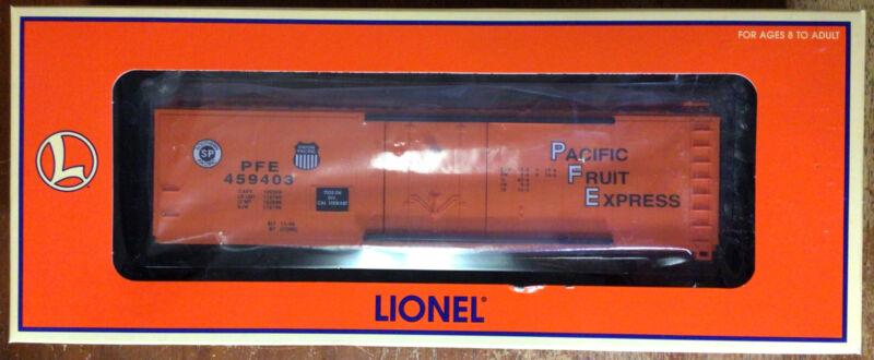 Lionel #6-52154 1998 TTOS Cal Stewart Pacific Fruit Express Reefer Car New