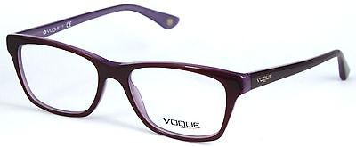 Vogue Damen Brillenfassung VO2714 2015 52mm vollrand kunststoff  294 21