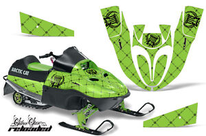AMR-RACING-SNOWMOBILE-ACCESSORIES-STICKER-KIT-ARCTIC-CAT-120-SNO-PRO-YOUTH-RKBGG