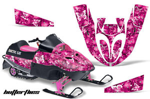 AMR-RACING-SNOWMOBILE-DECAL-SLED-STICKER-KIT-ARCTIC-CAT-120-SNO-PRO-YOUTH-PINK