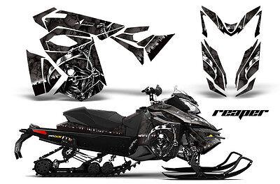2013 Ski Doo Rev Xs Renegade Mxz Graphic Kit Snowmobile Sled Wrap Parts Reaper B
