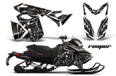 2013 Ski Doo Rev Xs Renegade Mxz Graphic Kit Snowmobile Sled Wrap Parts Reaper B