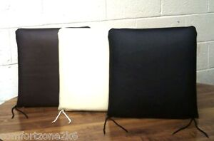 how to clean faux leather dining chairs