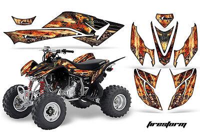 ATV Graphics Kit Decal Quad Sticker Wrap For Honda TRX400EX 2008-2016 FIRESTRM K