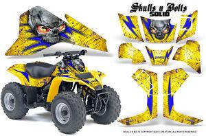 SUZUKI LT 80 LTZ80 ATV CREATORX GRAPHICS KIT DECALS SNBSDBLY