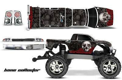 AMR Traxxas Stampede VXL Brushless Monster Truck RC Graphic Decal Kit 1/10 BC K