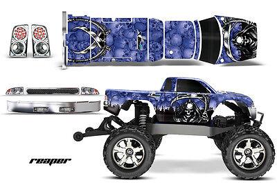 AMR Traxxas Stampede Vxl Bürstenlos Monster Truck RC Grafik Aufkleber Kit 1 /