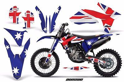 Dirt Bike Decal Graphics Kit Wrap For KTM SX/SX-F/XC/EXC/XFC-W 11-13 AUSSIE