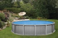 Changement de toile de piscine au meilleur prix garantie!