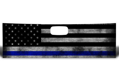Chevy Silverado 1500 Truck Bed Tailgate Graphic Wrap Sticker Decal 99-07 BLUE LN