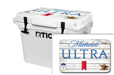 Custom Cooler Accessories Wrap Sticker Decal fits RTIC 20QT