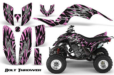 YAMAHA RAPTOR 660 GRAPHICS KIT CREATORX DECALS STICKERS BTPLB