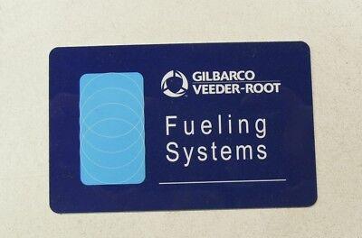 Gilbarco Q12534-170 Diagnostic Programmed Stripe Card