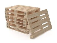 Wooden and plastic pallets wanted