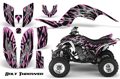 YAMAHA RAPTOR 660 GRAPHICS KIT CREATORX DECALS STICKERS BTPLW