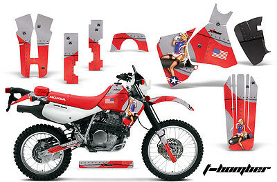 Dirt Bike Decal Graphic Kit MX Sticker Wrap For Honda XR650L 1993-2018 TBOMBER R
