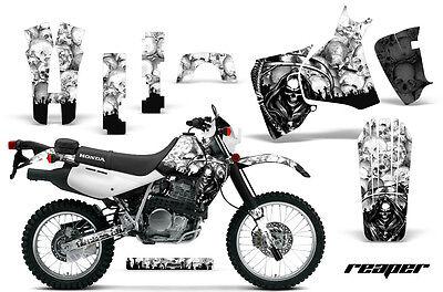 Dirt Bike Decal Graphic Kit MX Sticker Wrap For Honda XR650L 1993-2018 REAPER W