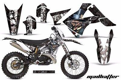 Dirt Bike Graphics Kit Decal Sticker Wrap For Gas Gas EC250 EC300 11-12 MAD W K