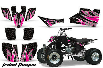 ATV Graphics Kit decal Sticker Wrap For Cobra ECX 50/70/80 2005-2009 TRIBAL P K