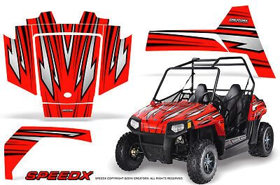 Polaris RZR 170 Youth UTV Graphics Kit CreatorX Decals SpeedX BR (170 Polaris Graphic Kits)