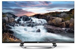 LG 55 Inch LED LCD 3D HD TV - 55LM7600 USED BUT IN EXCELLENT COND Chippendale Inner Sydney Preview