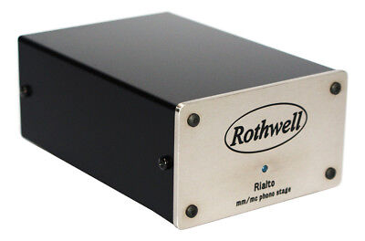 Rothwell Rialto MM/MC Phono Stage Amplifier Best Budget Phono Amp On The (Best Budget Home Audio)