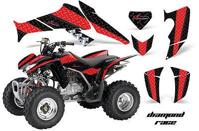 ATV Decal Graphics Kit Quad Sticker Wrap For Honda TRX250X 2006-2018 DRACE R K