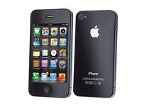 ****APPLE IPHONE 4 8GB UNLOCKED ALL NETWORKS****