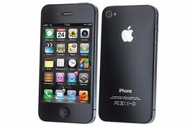 **** APPLE IPHONE 4 8GB UNLOCKED TO ALL NETWORKS ****
