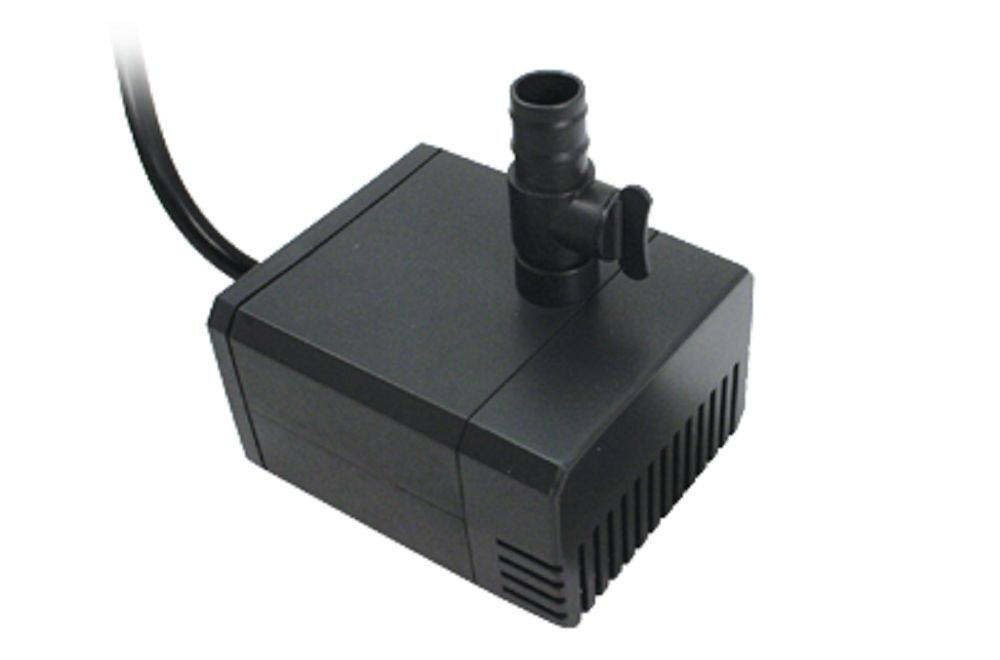 Aquascape statuary and fountain pumps 320 gph water pump for Large pond pumps and filters