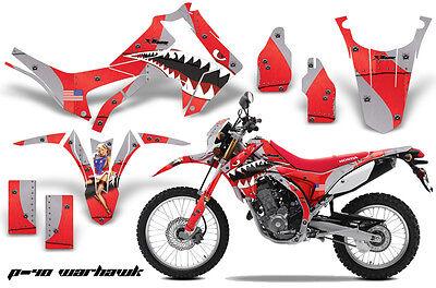 Dirt Bike Graphics Kit Decal Sticker Wrap For Honda CRF250L 2013-2016 WARHAWK R