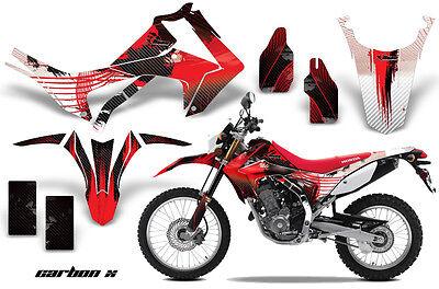 Dirt Bike Graphics Kit Decal Sticker Wrap For Honda CRF250L 2013-2016 CARBONX R