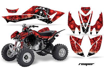 ATV Graphics Kit Decal Quad Sticker Wrap For Honda TRX400EX 2008-2016 REAPER RED