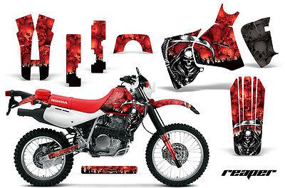 Dirt Bike Decal Graphic Kit MX Sticker Wrap For Honda XR650L 1993-2018 REAPER R