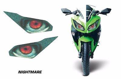 AMR Racing Head Light Eyes Kawasaki Ninja 300 2012-2014 Headlight Parts NIGHT