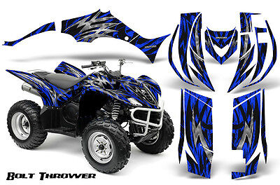 YAMAHA WOLVERINE 2006-2012 GRAPHICS KIT CREATORX DECALS BTBLB