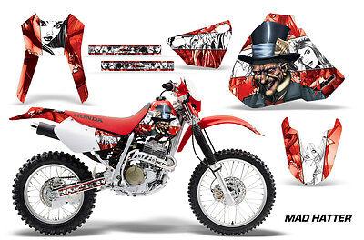 Dirt Bike Graphics Kit Decal Sticker Wrap For Honda XR650R 2000-2010 HATTER W R