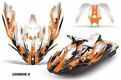 Sea-Doo Bombardier Spark 2 UP Jet Ski Graphic Kit Wrap Jetski Parts 14-18 CBNX O