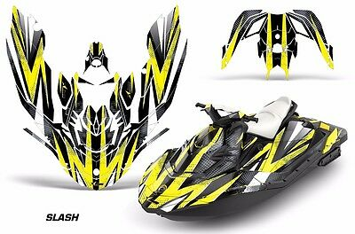 Sea-Doo Bombardier Spark 2 UP Jet Ski Graphic Kit Wrap Jetski Parts 14-18 SLSH Y