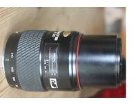 MINOLTA A Sony Alpha Tokina AF 70-210mm Lens